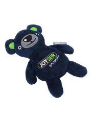 Мишка со сменной пищалкой Joyser Puppy Bear, синий