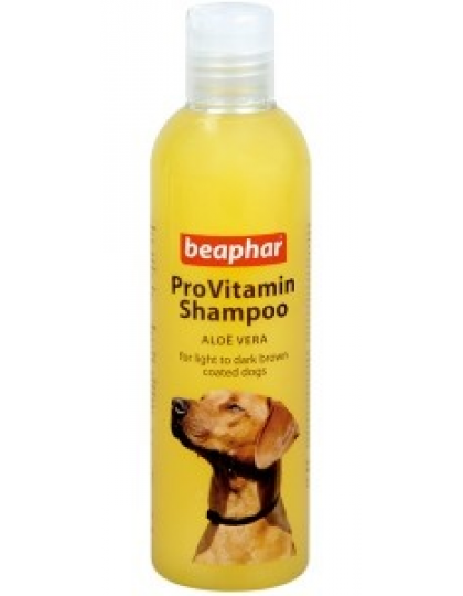 ProVitamin Shampoo шампунь с алоэ вера для собак рыжих окрасов