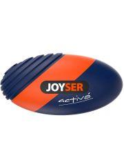 Резиновый мяч регби с пищалкой Joyser Active Ball, синий