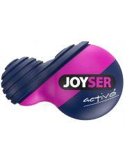 Резиновый мяч Duoball с пищалкой Joyser Active Ball, синий