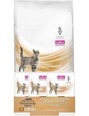 Veterinary Diets NF пакет 1,5 кг + 3 пауча NF с разными вкусами