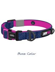 Ошейник Joyser Walk Base Collar синий с розовым