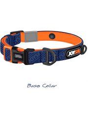 Ошейник Joyser Walk Base Collar синий с оранжевым