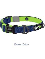 Ошейник Joyser Walk Base Collar синий с зеленым