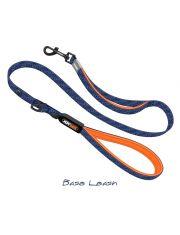 Поводок Joyser Walk Base Leash синий с оранжевым