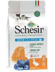 Natural Selection Kitten Duck & Blueberry для котят с уткой