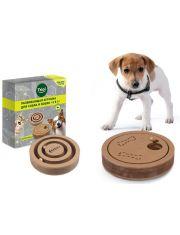 Развивающая игрушка для собак и кошек 2 в 1