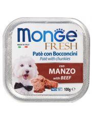 Нежный паштет из говядины PATE e BOCCONCINI con MANZO