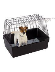 Контейнер-клетка ATLAS VISION SMALL для перевозки собак в автомобиле