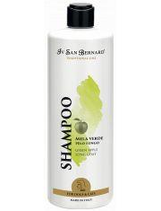 Шампунь для длинной шерсти Зеленое Яблоко