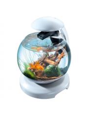 Дизайнерский аквариум Cascade Globe, белый