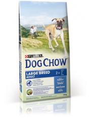 Сухой корм Purina Dog Chow для взрослых собак крупных пород