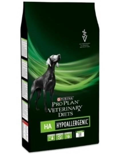HA Hypoallergenic диетический рацион при пищевой аллергии и пищевой непереносимости у собак любого возраста