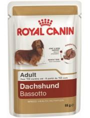 Dachshund Adult паштет влажный корм для собак породы такса в возрасте с 10 месяцев