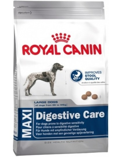 Maxi Digestive Care корм для собак крупных пород с чувствительным пищеварением