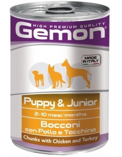 Puppy & Junior корм для щенков,курица/индейка