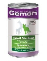 Adult Medium консервы для собак средних пород, ягненок/рис