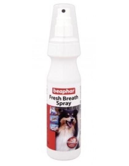 Fresh Breath Spray спрей для чистки зубов и освежения дыхания у собак