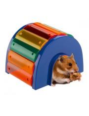 Kuci пластиковый домик для грызунов