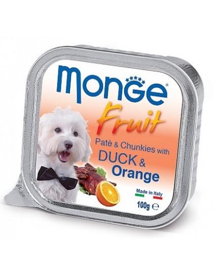 Нежный паштет из утки с апельсином