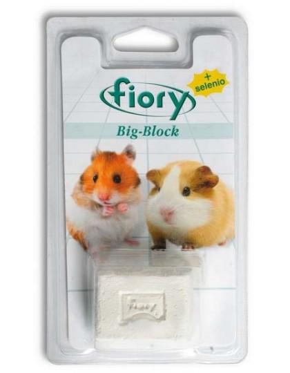Big Block био-камень для грызунов с селеном