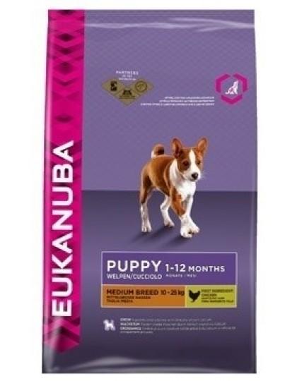 Puppy & Junior Medium breed сухой корм для щенков средних пород