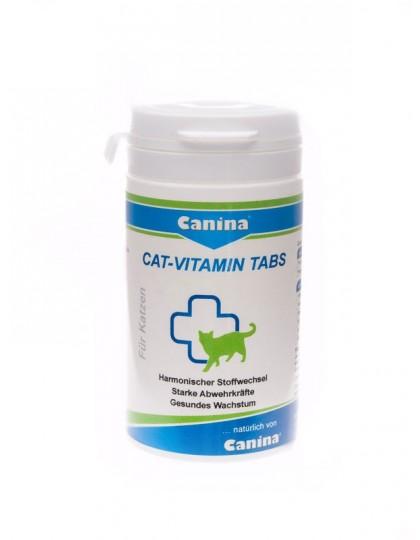 Cat-Vitamin Tabs Кэт витамин (таблетки)  уникальный витаминно-минеральный комплекс