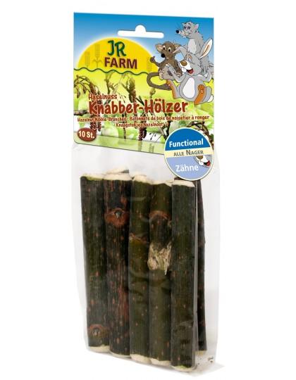 Палочки для грызунов из лесного ореха