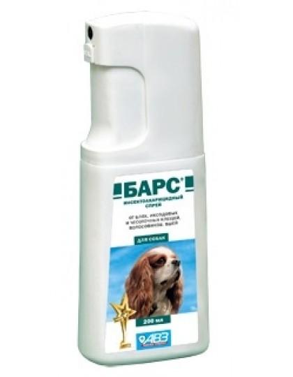 Барс спрей для собак