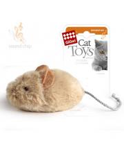 Мышка с музыкальным чипом игрушка для кошек