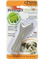 Deerhorn игрушка для собак  с оленьими рогами