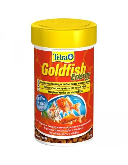 Goldfish Energy  палочки питательный корм для золотых рыбок