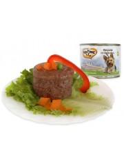 Касуэла по-Мадридски кролик с овощами