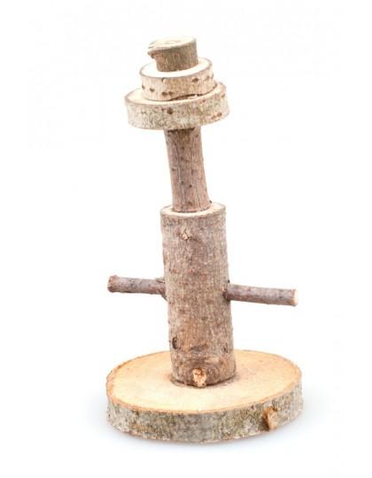 Испанец лакомство из натурального дерева для грызунов