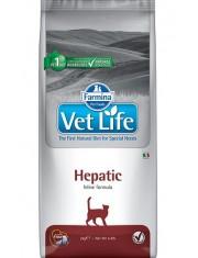 Hepatic диетическое питание для кошек при хронической печеночной недостаточности
