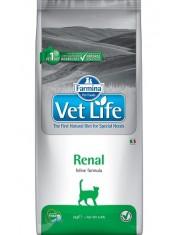 Renal диетическое питание для кошек, разработанное для поддержания функции почек при почечной недостаточности