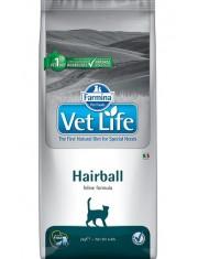 Hairball полнорационное питание для взрослых кошек способствующее выведению комочков шерсти из кишечника