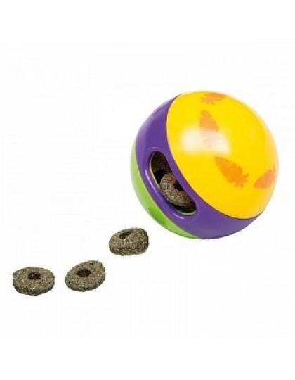 Мяч для игр и лакомства