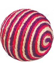 Игрушка-когтеточка для кошек  шарик