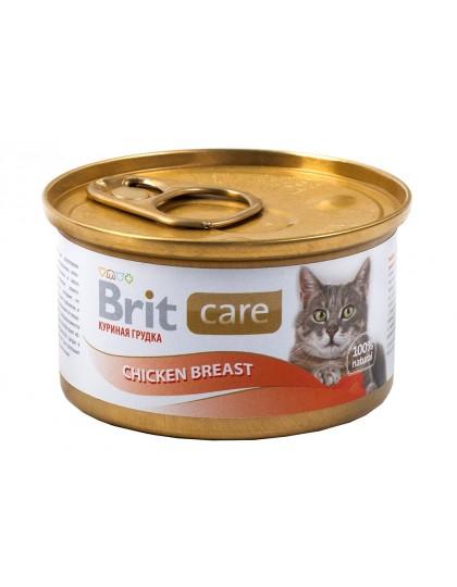Chicken Breast консервы для кошек с куриной грудкой
