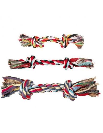 Веревка с узлом  для собак