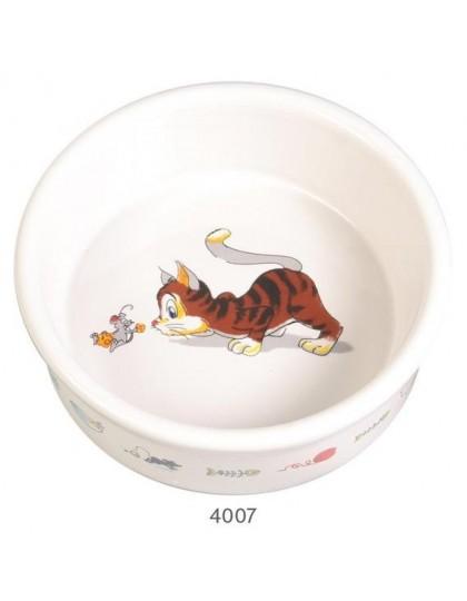 Миска керамическая  для кошек