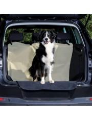 Автомобильная  подстилка для сиденья (бежевая)