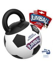 Мяч футбольный Jumball с ручкой