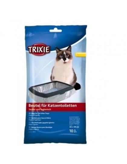 Пакеты уборочные для кошачьих туалетов L