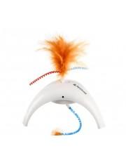 Электронная игрушка для кошек pet droid, фезер спиннерф