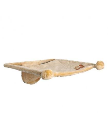 Лежак с креплением на стену для кошки