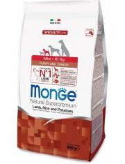 Dog Speciality Mini корм для щенков мелких пород ягненок с рисом и картофелем