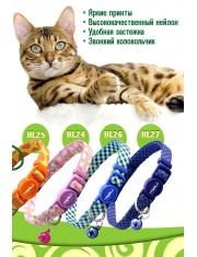 Элегантные ошейники для кошек