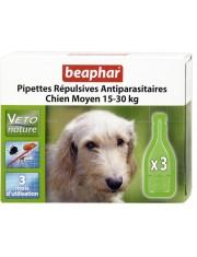 """""""Bio"""" капли от блох, клещей и комаров для собак средних пород"""